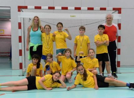Juniorinnen U14 Promotion